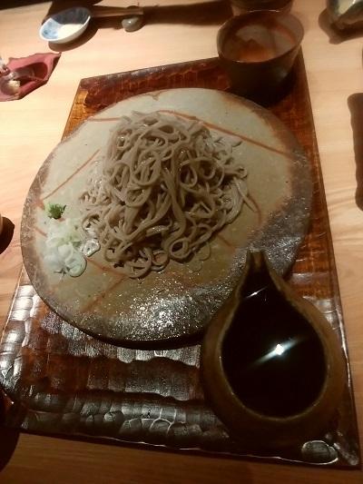 清正3 お蕎麦