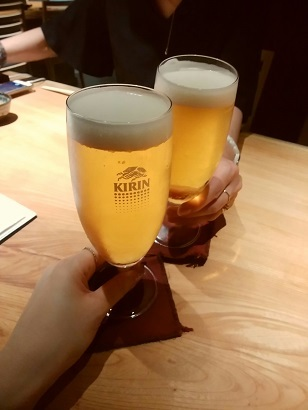 清正3 乾杯