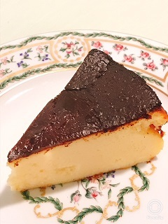第68講黒チーズケーキピース web