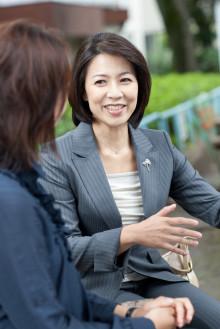 文京区議会議員 田中かすみ(香澄) オフィシャルページ-女性と