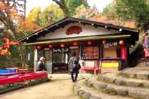 京都 高雄山 神護寺の紅葉4
