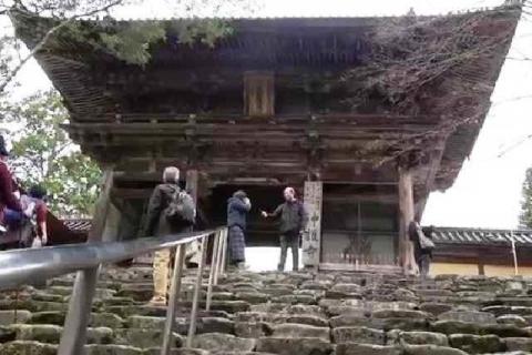 京都 高雄山 神護寺の紅葉10