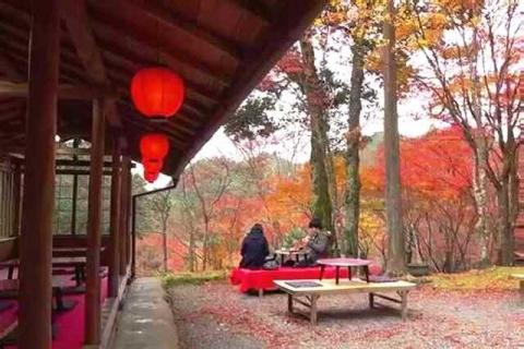 京都 高雄山 神護寺の紅葉24