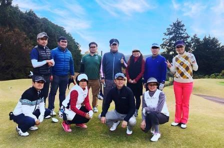 ゴルフ部2018秋 - コピー