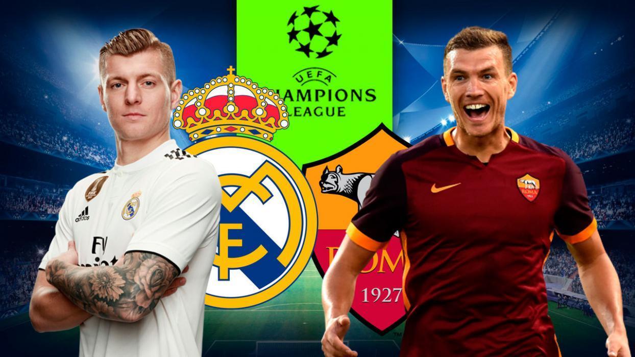 ローマ対レアル2