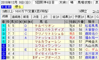 18堺S結果