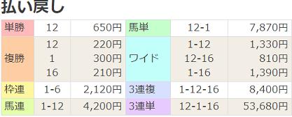 181228阪神7R払戻