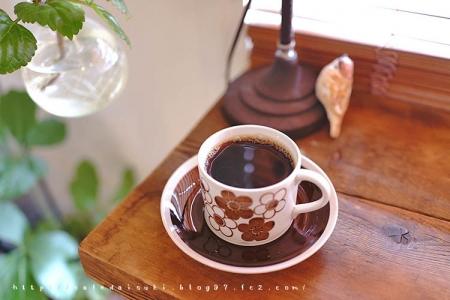 Books&Cafe コトウ◇本日のコーヒー