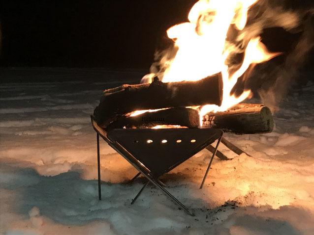 何がなんでもキャンプだし 広葉樹 薪 薪スト 道志 道志みち 台風 19号 販売所 久保キャンプ場 冬キャンプ