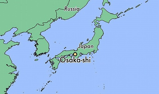 Osaka shi