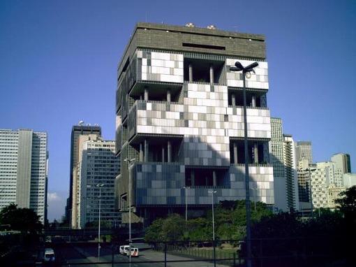 ペトロブラスの本社ビル