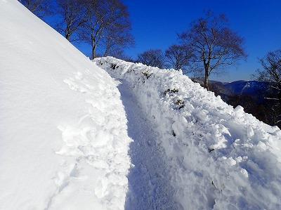 20181125谷川岳 (2)