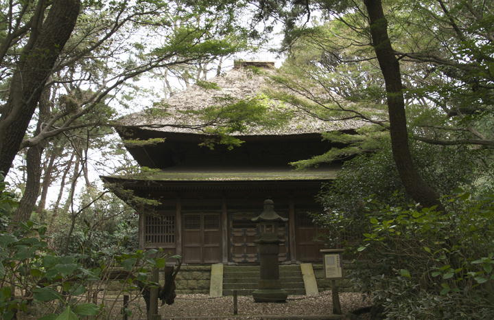 旧東慶寺仏殿-664