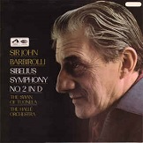 Sibelius Symphony No 2 Barbirolli Conducting