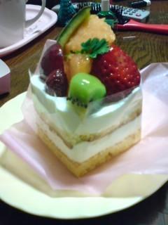 野苺ケーキ2月14日