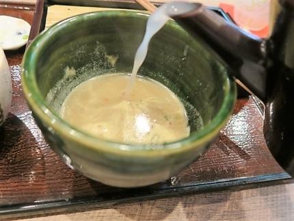 18-11-8 蕎麦湯