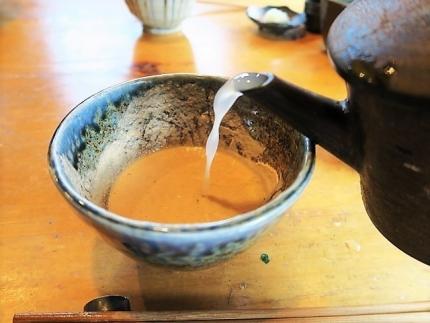 18-11-28 蕎麦湯