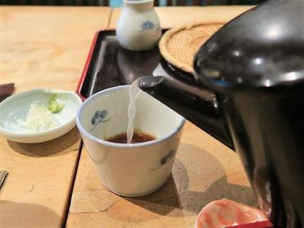 18-12-4 蕎麦湯