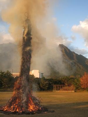 190107-111=19ONA鬼火焚き,炎上 aONAグラウンド