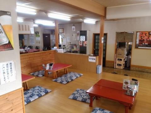 笹舟須頃店・H29 8 店内1