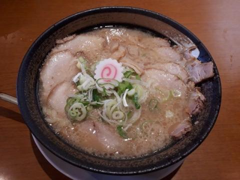 大安食堂・H30・6 豚骨醤油チャーシュー