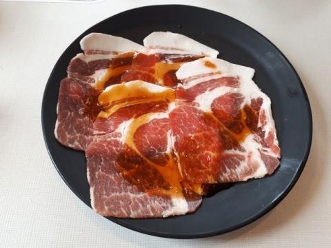 じゅうじゅうカルビ三条・H30 4 肉2