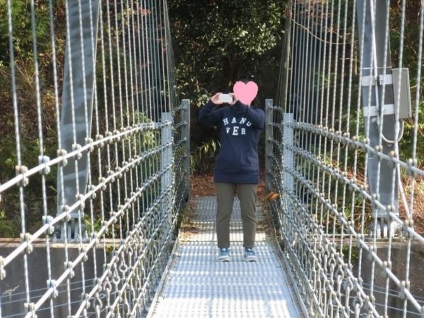 保良のつり橋へGO! 017