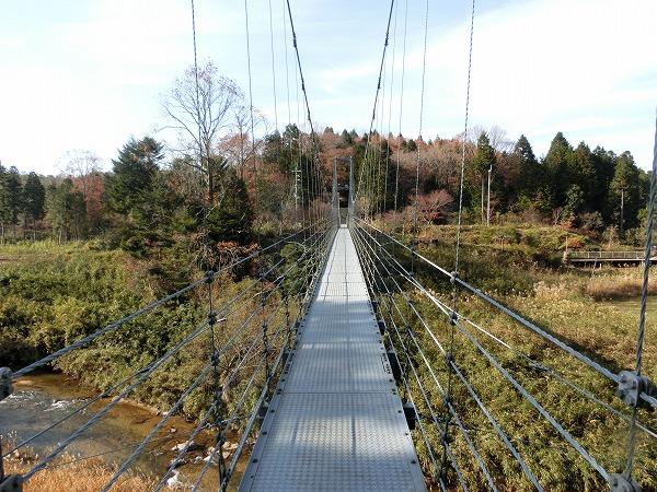 保良のつり橋へGO! 015