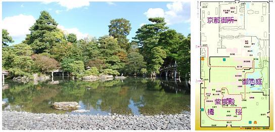 京都御所マップ