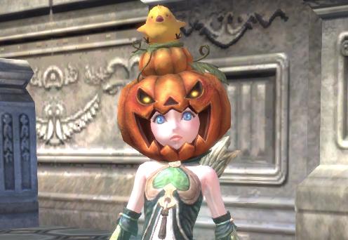 2018年ハロウィンかぼちゃ帽子