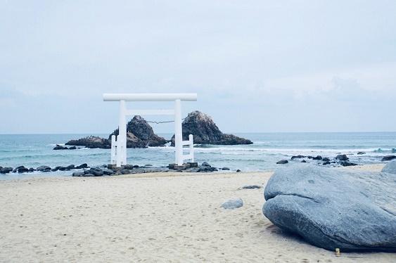 夫婦岩(糸島)