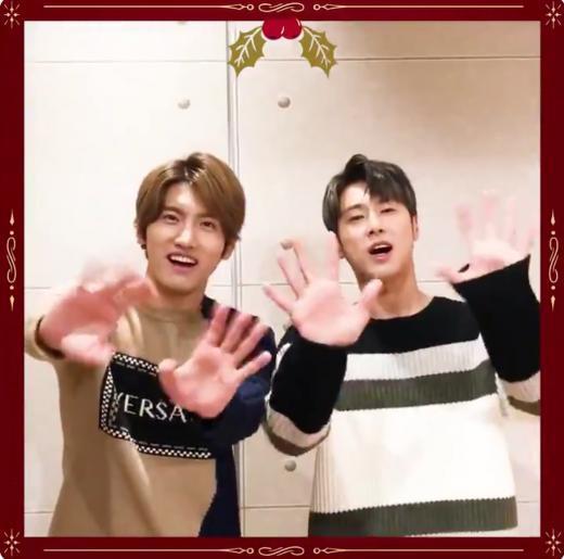 ★☆181225クリスマスメッセージトン