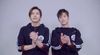 ★☆190120WOWOWTOMORROW東方神起コメント動画