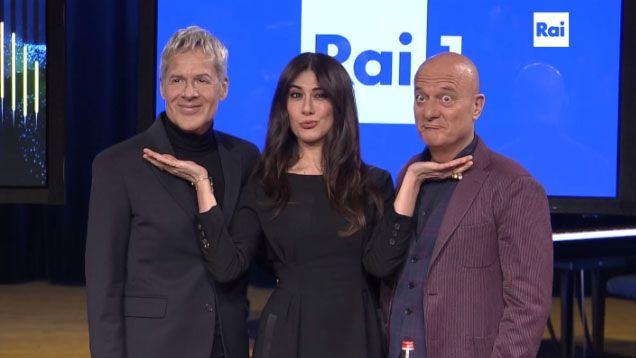 Festival di Sanremo 2019 Presentatore