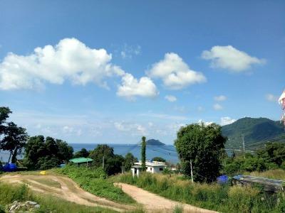 タオ島 風景 晴天
