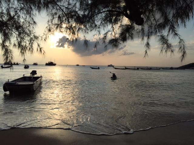 タオ島、ビーチダイブ
