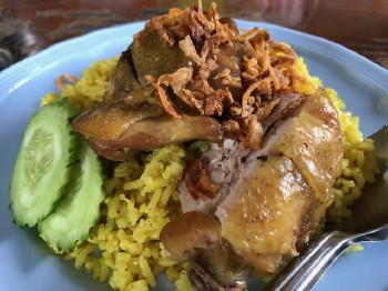 カオモッガイ、タイ料理