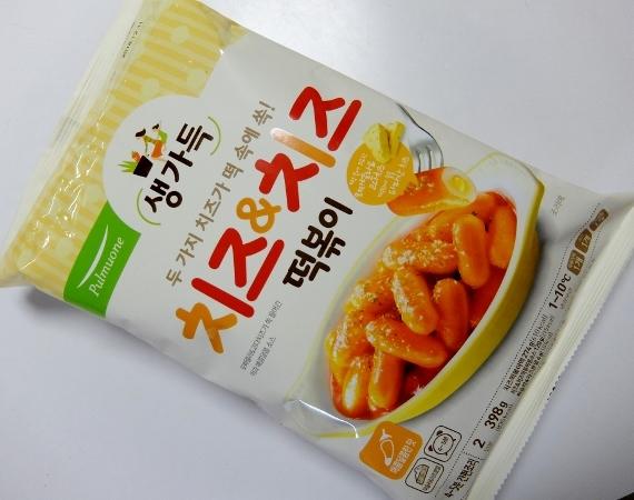 コストコ ◆ チーズ トッポギ 768円也 ◆