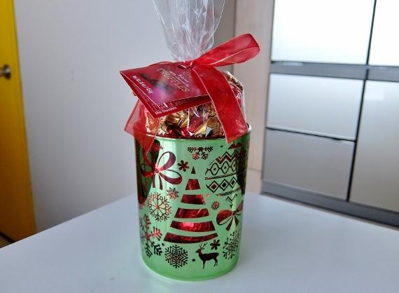コストコ ◆ Gudrun(ガドラン) Holiday jar 454g 977円也(511円引き) ◆
