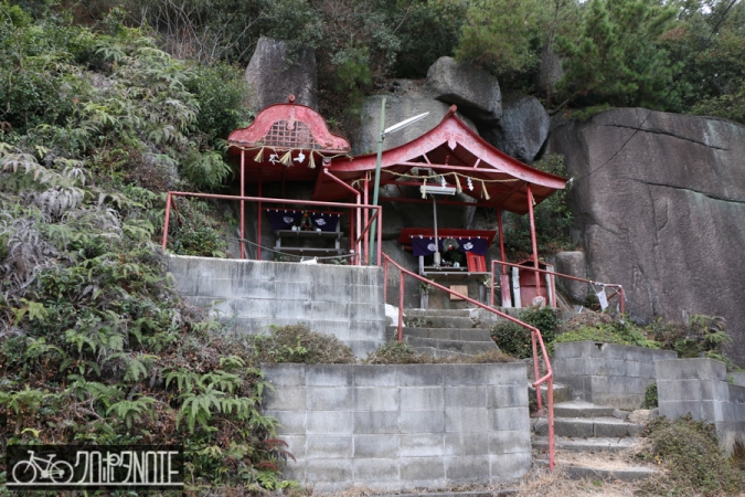 臥龍稲荷神社