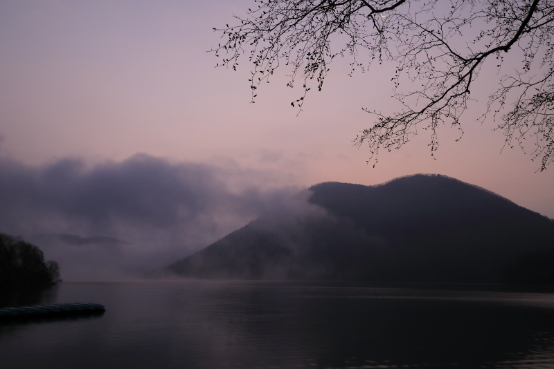 018A8124 然別湖畔