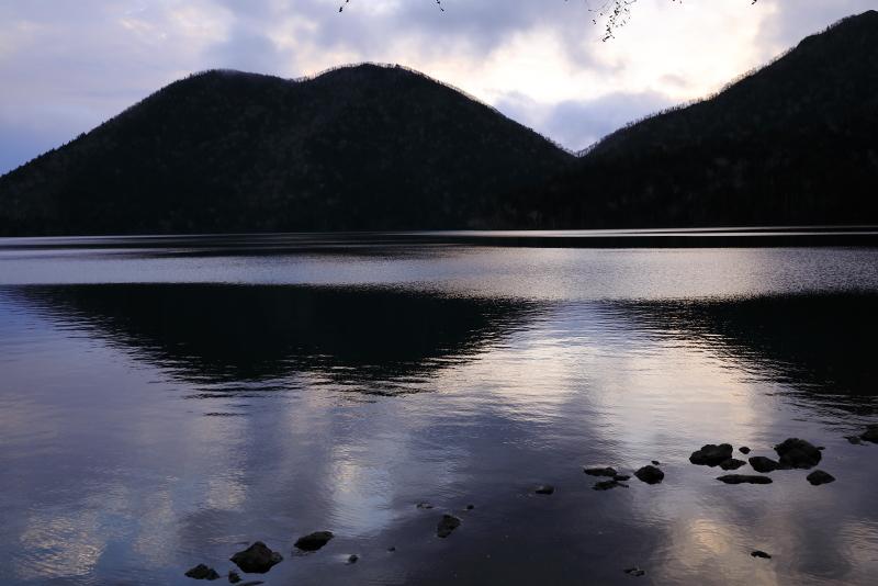 018A8232 然別湖畔