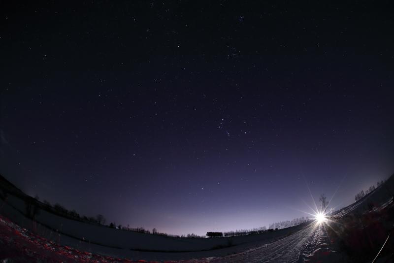 018A0357 星撮影