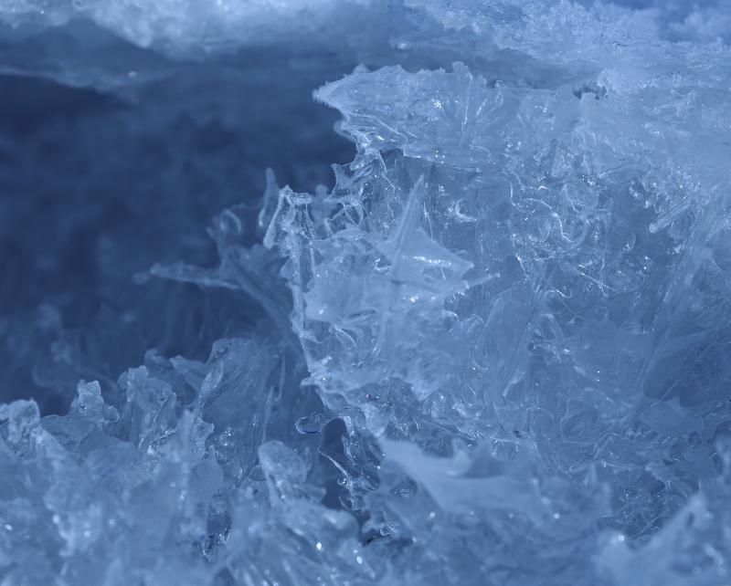 1106 氷の造形