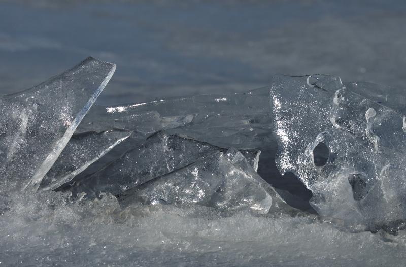 1173 氷の造形