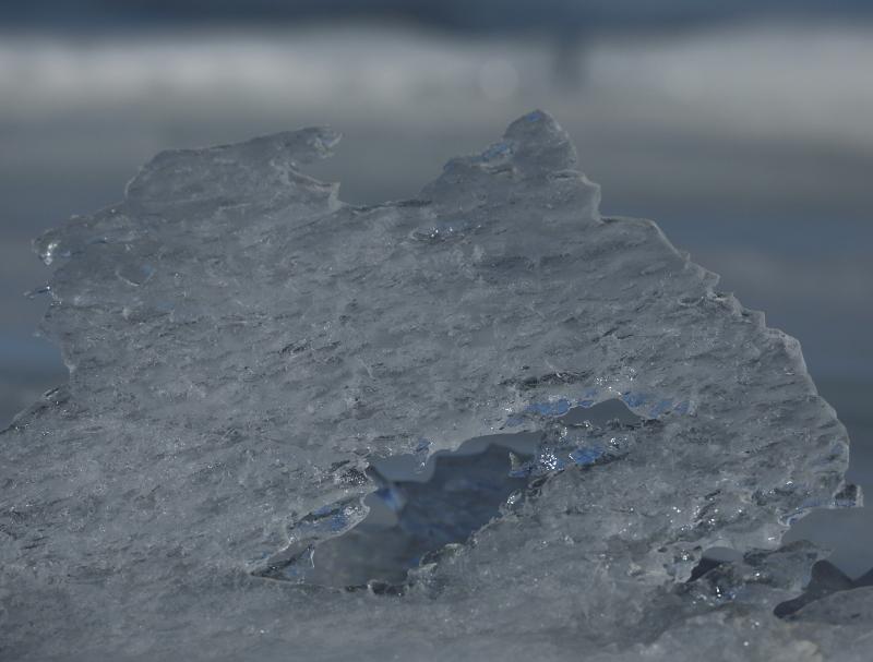 1178 氷の造形