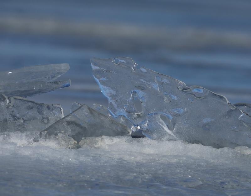 1183 氷の造形