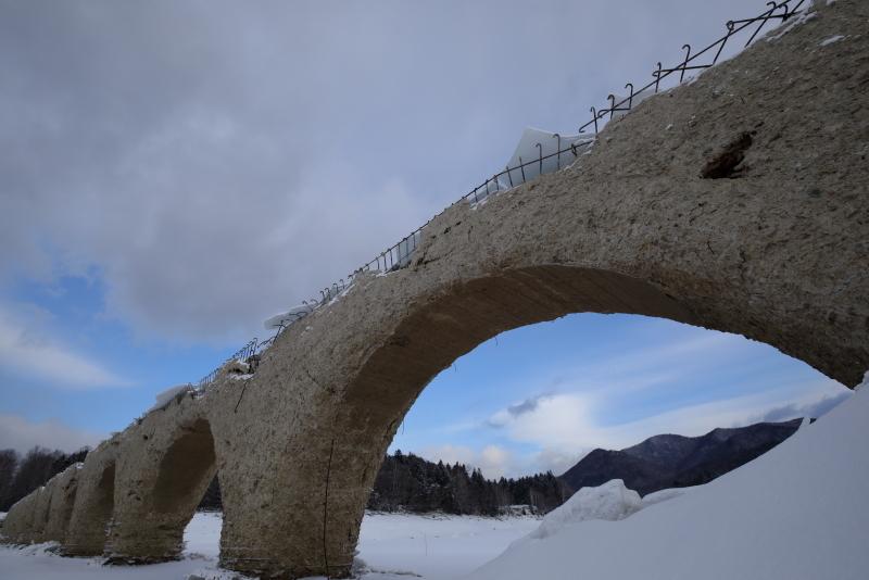 6317 タウシュベツ橋梁