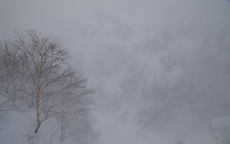 6725 吹雪の中で