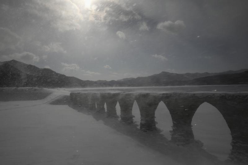 8073 タウシュベツ橋梁